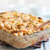 Mid-Atlantic Seafood Stuffing (Dressing)