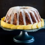 Summer calls for easy cakes that aren't too sweet, are perfect for family or company, and showcase the best of the season. This Mango Bundt Cake recipe is summer cake perfection. * GoodieGodmother.com
