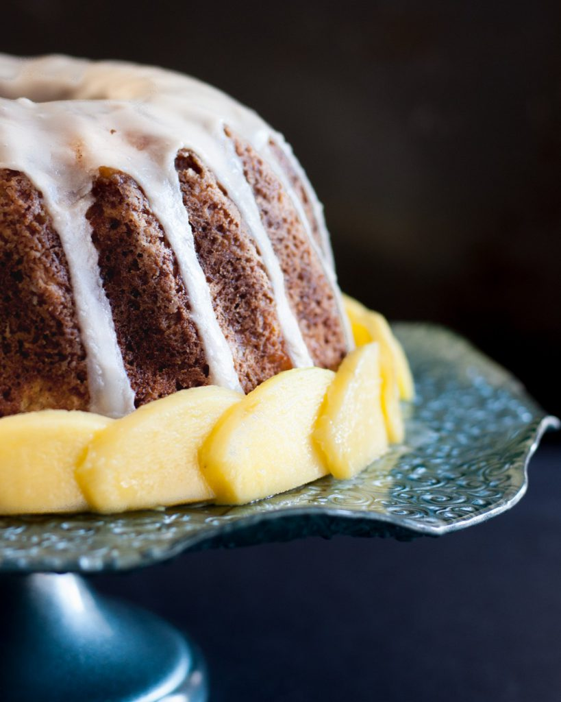 summer mango cake recipe