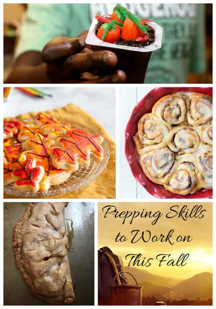 How to paint Fall leaf sugar cookies & links to other great Fall-themed ideas.