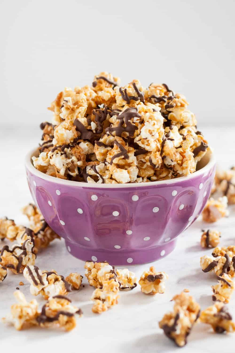 Samoas Caramel Corn - This recipe always disappears in minutes! * GoodieGodmother.com
