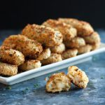 Reinvent leftover mashed potatoes with this easy Baked Mashed Potato Croquettes recipe! * GoodieGodmother.com