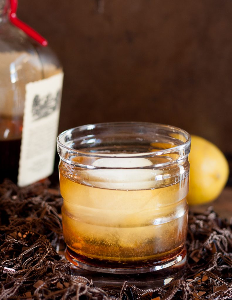 A perfect drink for cool evenings and changing seasons, the Bourbon Maple Leaf cocktail is great for sipping alone or pairing with cool weather comfort food. * Recipe on GoodieGodmother.com