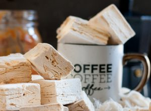 Caramel Latte Marshmallows