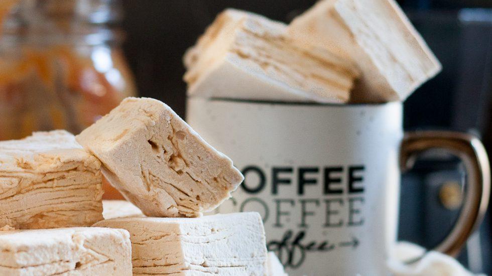 Caramel Latte Marshmallows