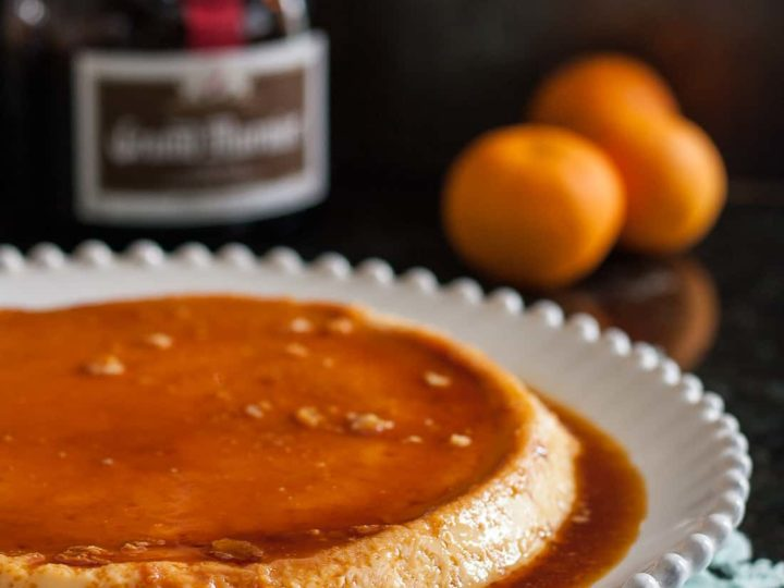 Grand Marnier Flan Goodie Godmother