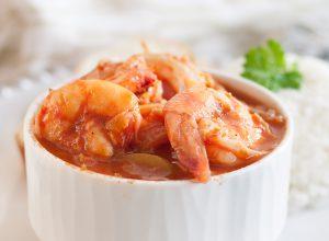 Creole Shrimp {Camaron Criollo}