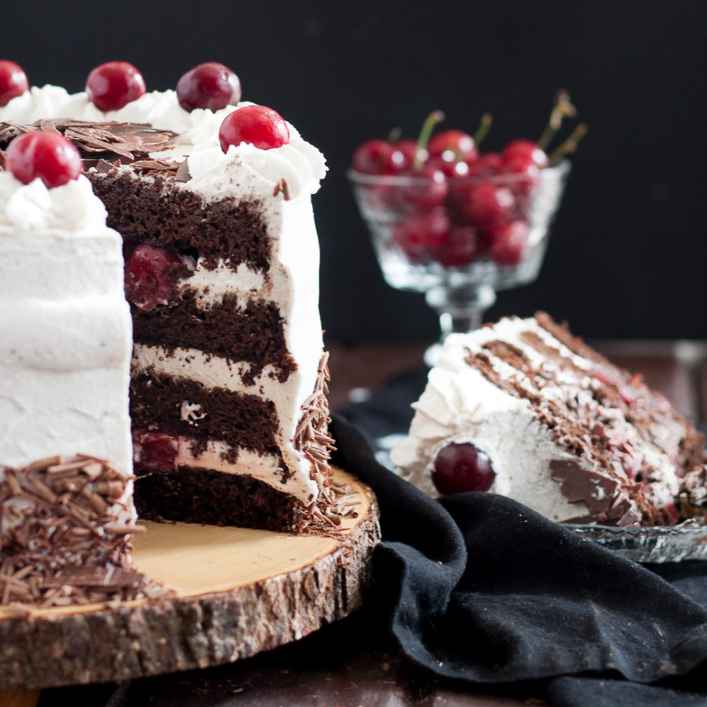 Pineapple Cake Frosting Recipe: Black Forest Cake