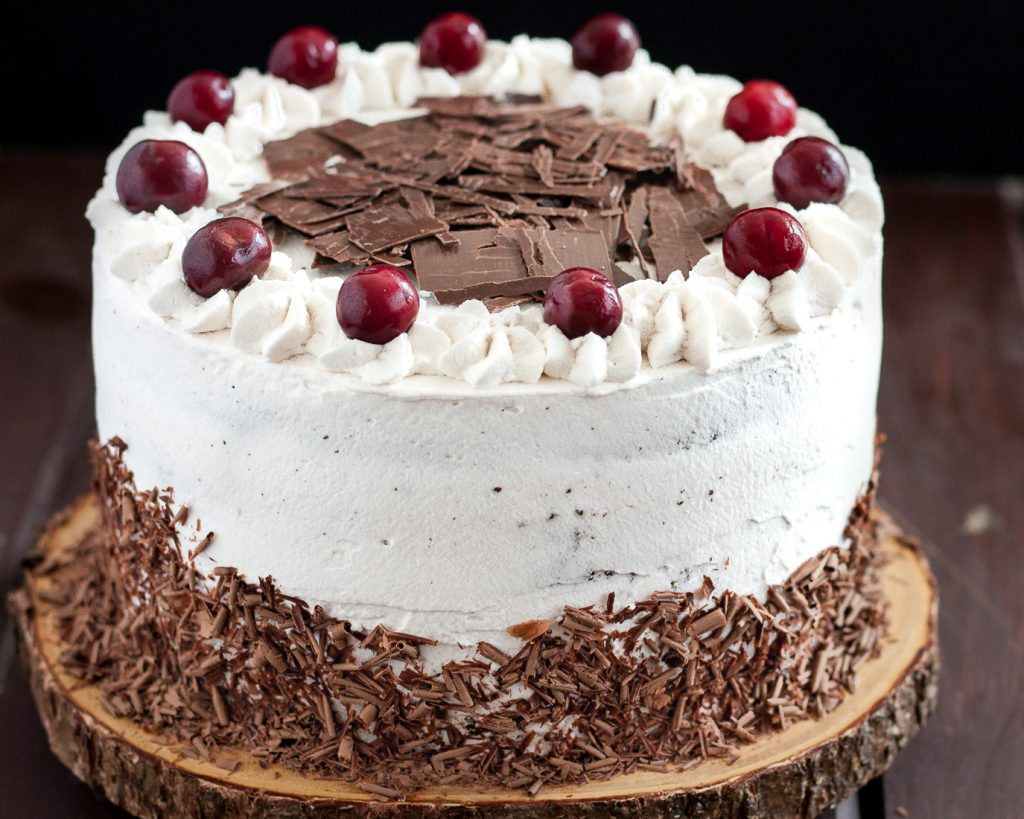 Black Forest Cake - Goodie Godmother - A Recipe and ...