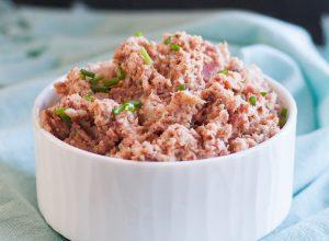 Homemade Deviled Ham {Leftovers Recipe}