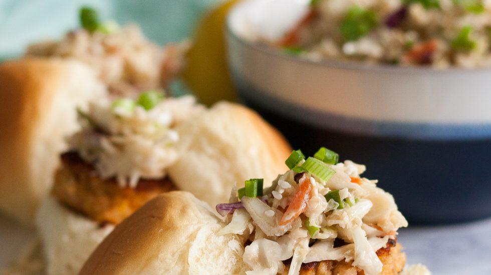 Tuna Sliders Recipe Picture