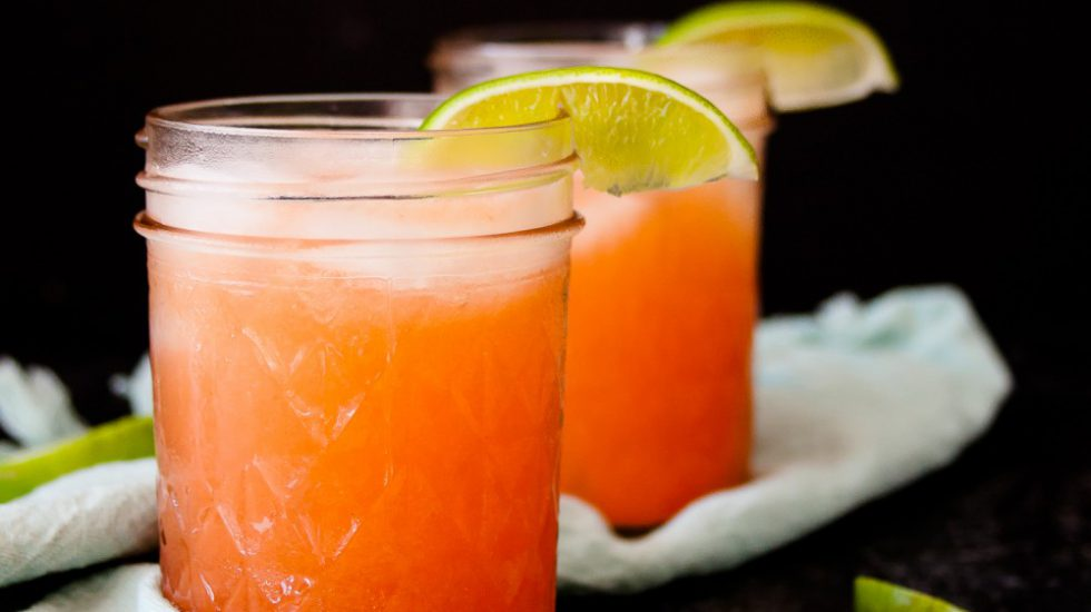 Spicy Guava Margarita