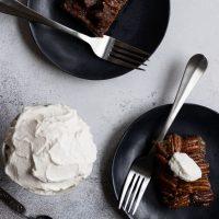 Bourbon Chocolate Pecan Slab Pie