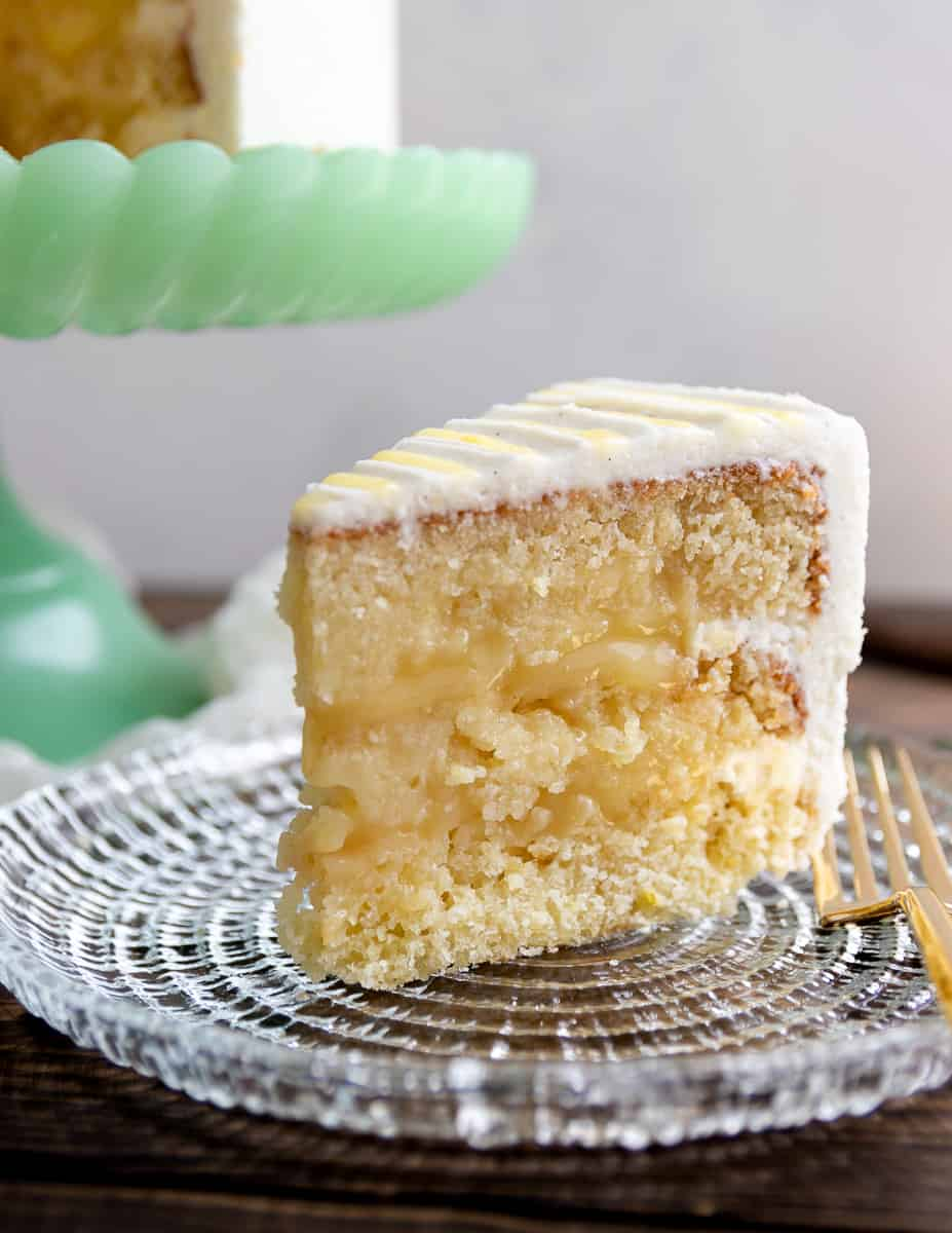 the best lemon cake recipe from scratch