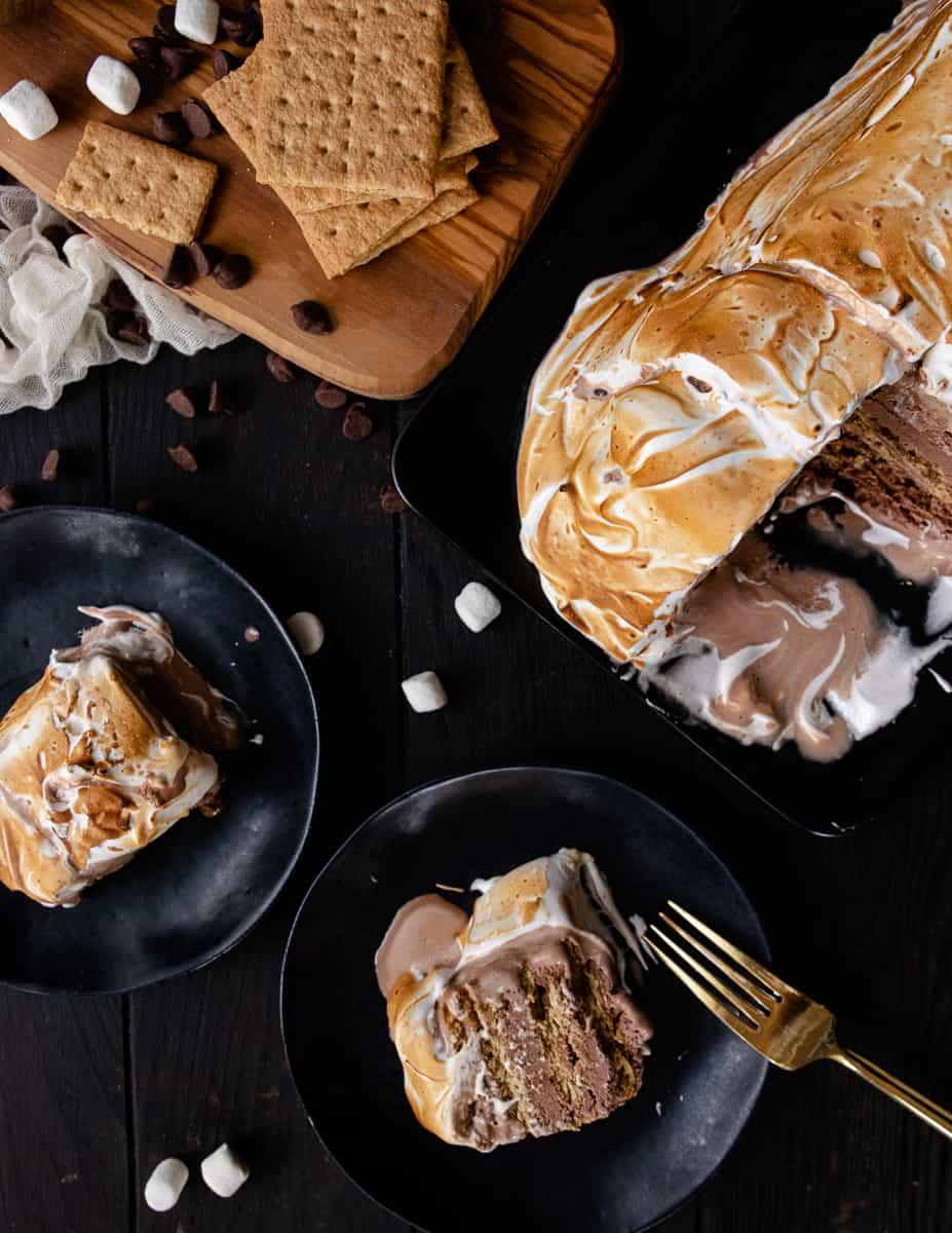 easy no bake summer dessert idea