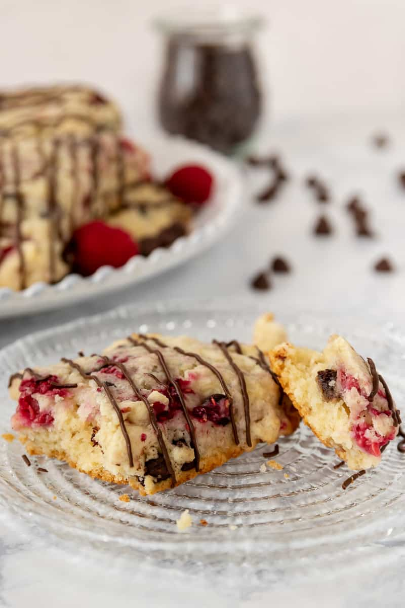 summer scone recipe with fruit