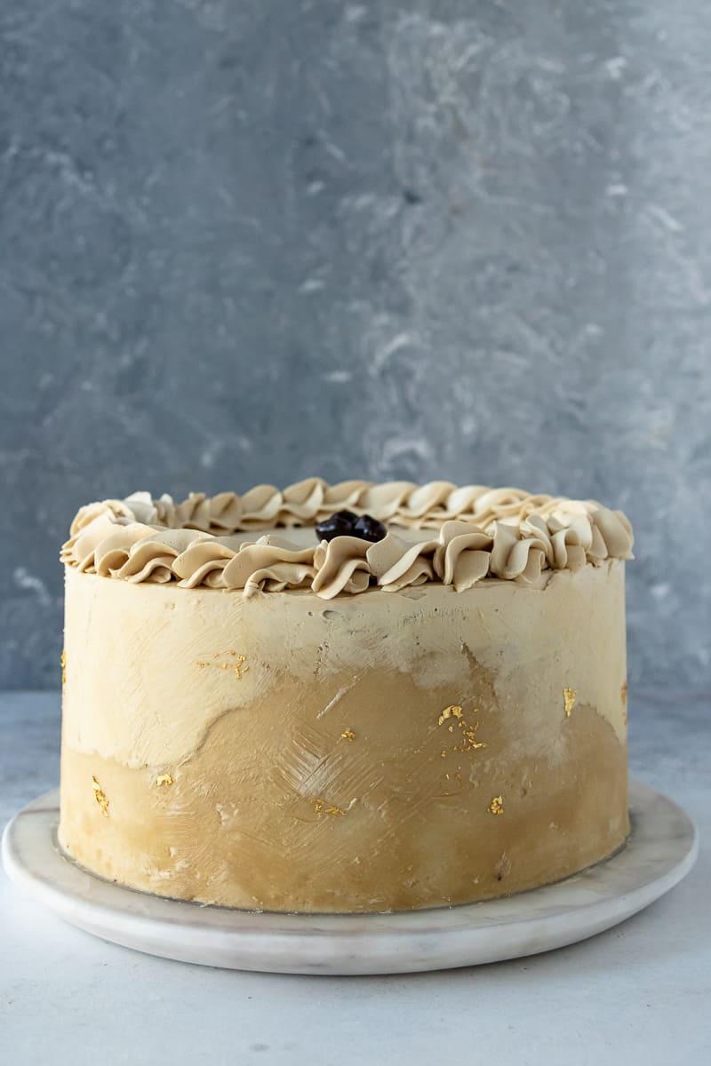 gourmet cake flavor recipe