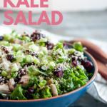 pinterest kale salad