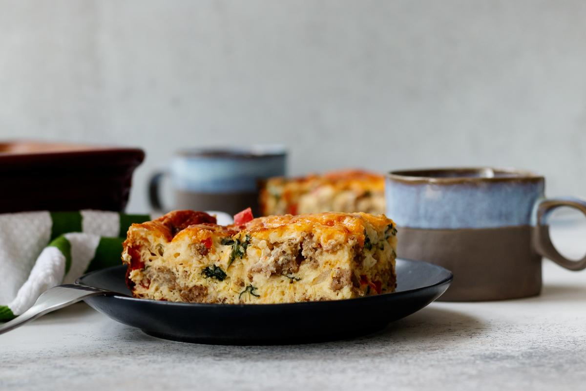 easy gluten free breakfast casserole recipe