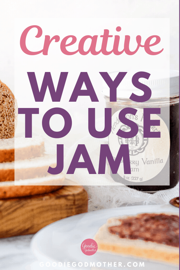 Different ways to use jam that aren't just spreading it on toast
