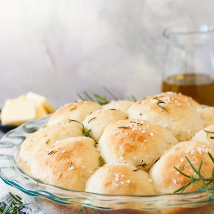 Rosemary Olive Oil Rolls